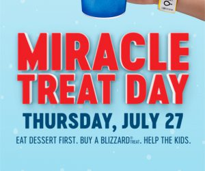 Dairy Queen – Miracle Treat Day