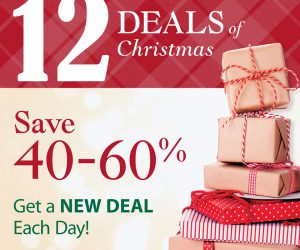 Plow & Hearth – 12 Deals of Christmas