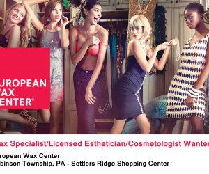 European Wax Center is Hiring!