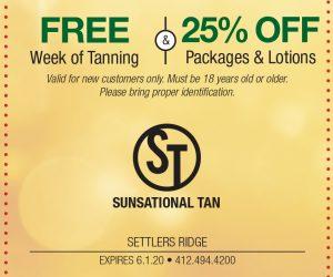 Sensational Tan
